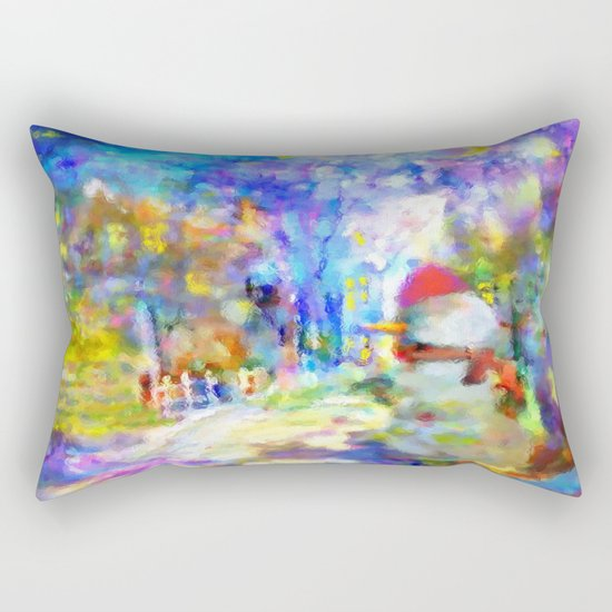 Be Happy in New 2016 Year ! Rectangular Pillow