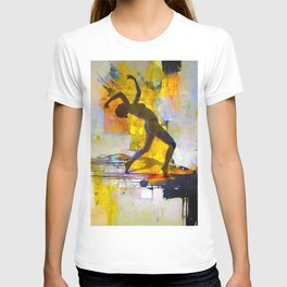 Dance among the colors T-shirt