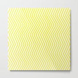 KAYA ((sunshine yellow)) Metal Print
