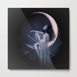 Diana Metal Print