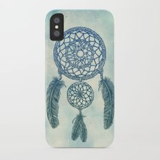 Double Dream Catcher Slim Case iPhone X