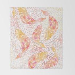 Kelp Dance Throw Blanket