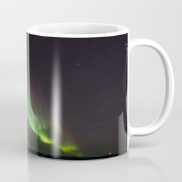 Northern Green Light Coffee Mug