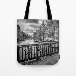 AMSTERDAM Emperors Canal Tote Bag
