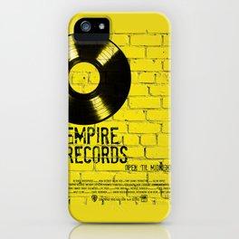 Empire Records iPhone Case
