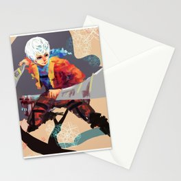 3d Maneuver Frost Stationery Cards