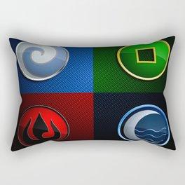 Avatar The Last Airbender Rectangular Pillow