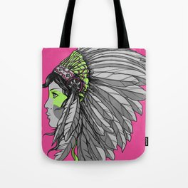 Warrior 3 Tote Bag