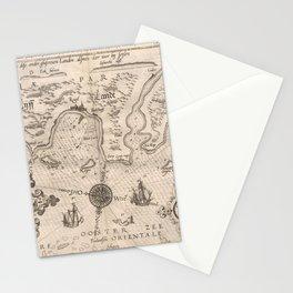 Livonia 1584 Stationery Cards
