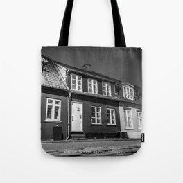 Charming houses, Aarhus Tote Bag