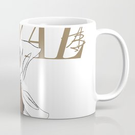 Nia Royal Coffee Mug