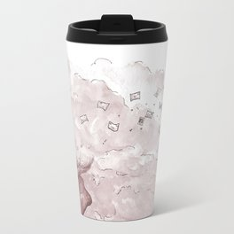Letters from the Edge of the World Travel Mug