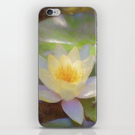 Pond Lily 35 iPhone Skin