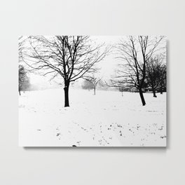 The beast from the east Metal Print