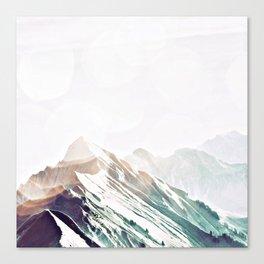 Saturn Canvas Print