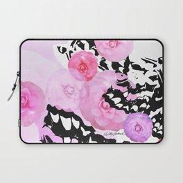 Camellia Blush Laptop Sleeve