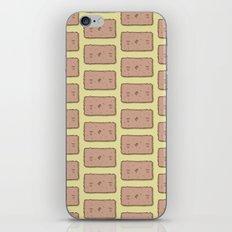 Petit Beurre #7 iPhone & iPod Skin