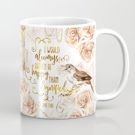 Jane Eyre - Dignified Coffee Mug