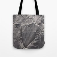 china Tote Bags featuring China by Jordan Clark