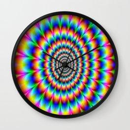 Optical dream Wall Clock