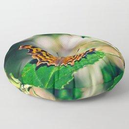 Comma Butterfly Floor Pillow