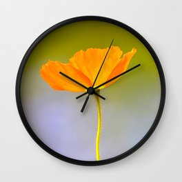 Simplicity And Beauty  Wall Clock