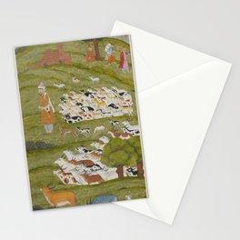 PERSIAN Iran MINIATURE Arabia Cattle Stationery Cards