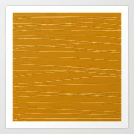 Coit Pattern 46 Art Print