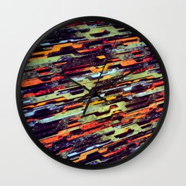 paradigm shift (variant 3) Wall Clock