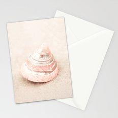 Pink Chiffon Stationery Cards