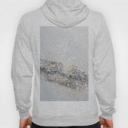 Silver Gray Glitter #2 #shiny #decor #art #society6 Hoody