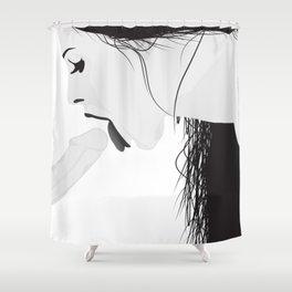 taste Shower Curtain