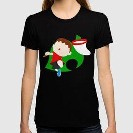Super Smash Bros The Villager T-shirt