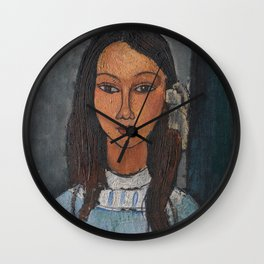 Amedeo Modigliani - Alice Wall Clock