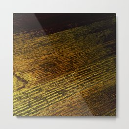 Wood DPGPA151014b-14 Metal Print