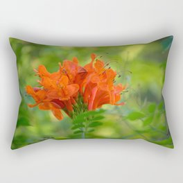 Exotic Ginger Flower Bignone 9125 Rectangular Pillow
