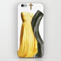 lesbian iPhone & iPod Skins featuring Wedding dream. Lesbian thing by al bruzzone