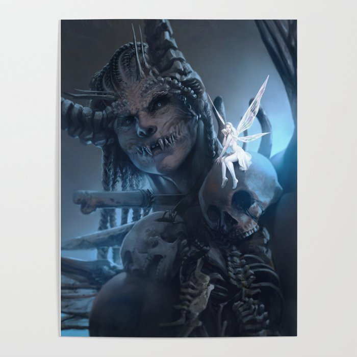 Tooth and Bone Poster