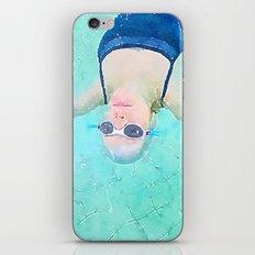 Carefree Summer iPhone Skin