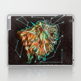 Space lion  Laptop & iPad Skin
