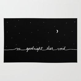 You've Got Mail- So Goodnight Dear Void Rug