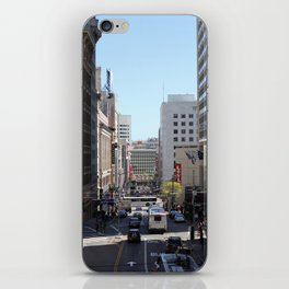 Stockton iPhone Skin