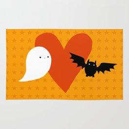 Spooky Love Rug