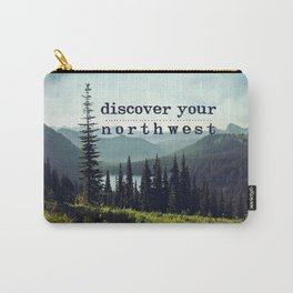discover your northwest- mountains Carry-All Pouch