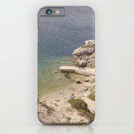 Little bay I Peloponnese, Greece I Europe I Travel photography iPhone Case