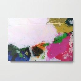 Palette No. 36 Metal Print