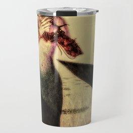 The Lonely Mermaid Travel Mug
