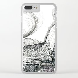 Overload Clear iPhone Case
