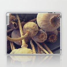 poppy pods Laptop & iPad Skin