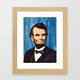 Abraham LINCOLN Framed Art Print